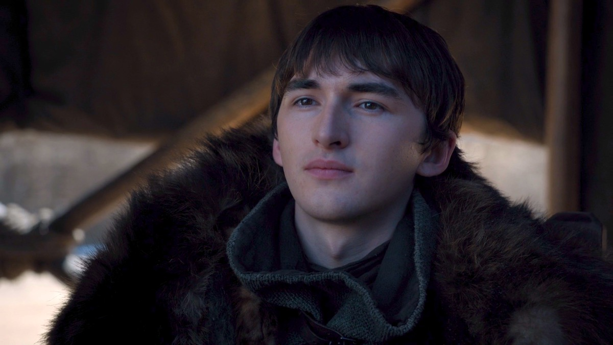 Bran the Broken in GoT 8x06 - The Iron Throne