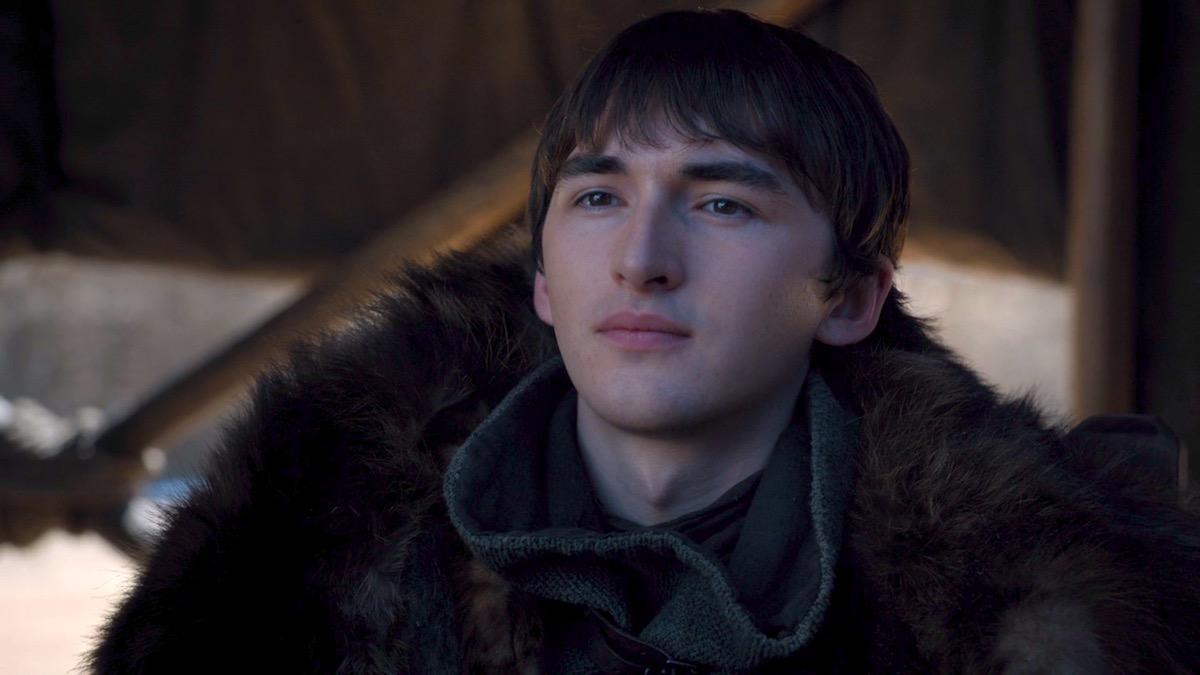 Bran the Broken in GoT 8x06 - The Iron Throne