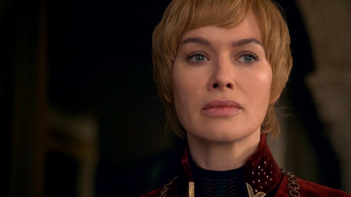 Cersei Lannister in GoT 8x05 - The Bells