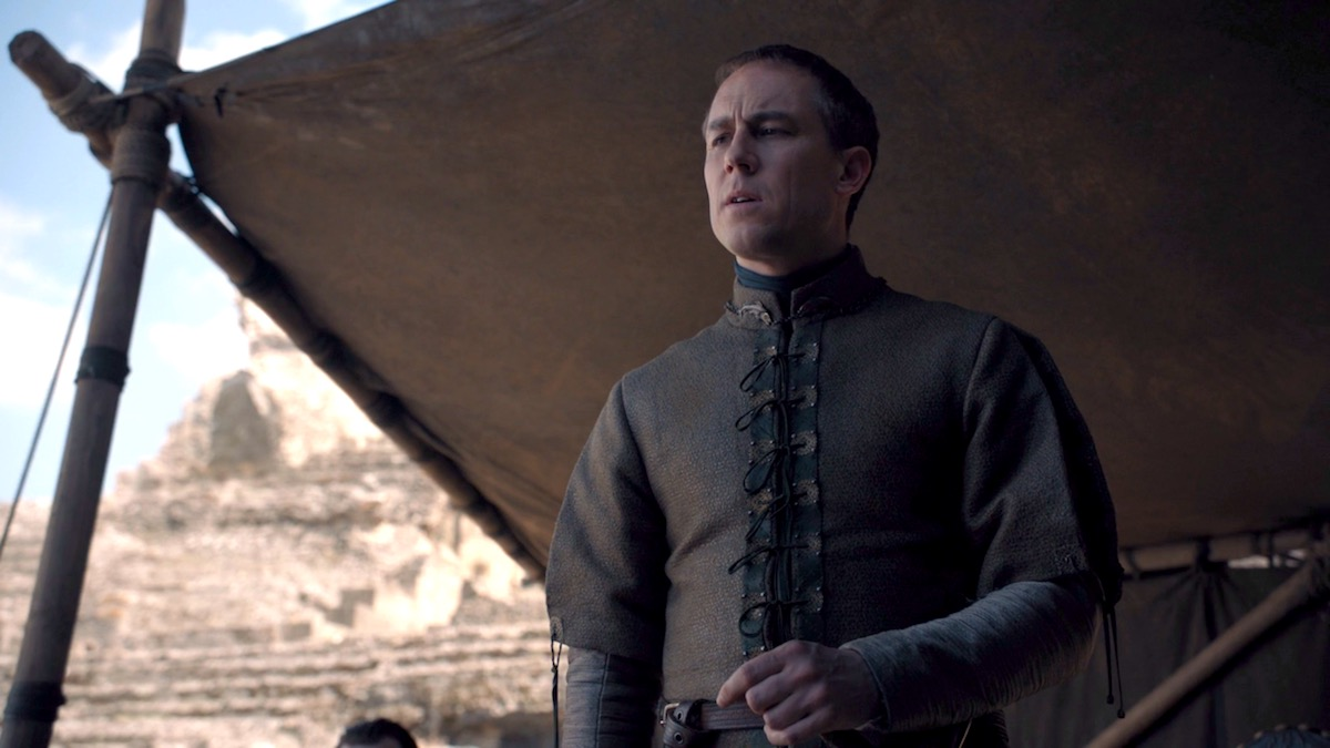 Edmure Tully in GoT 8x06