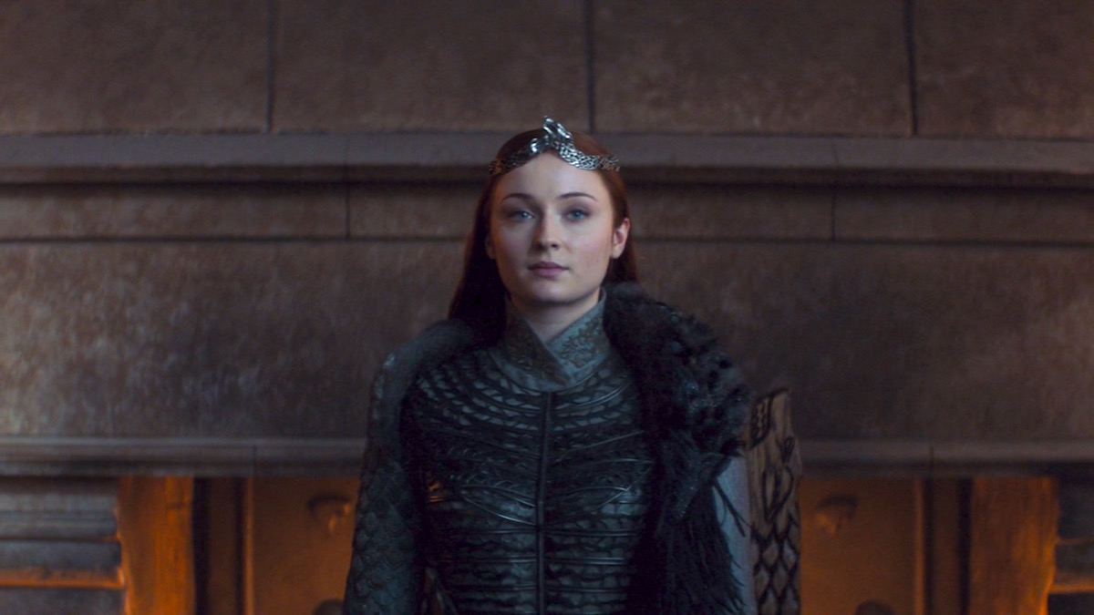 Sansa Stark, the Queen in the North