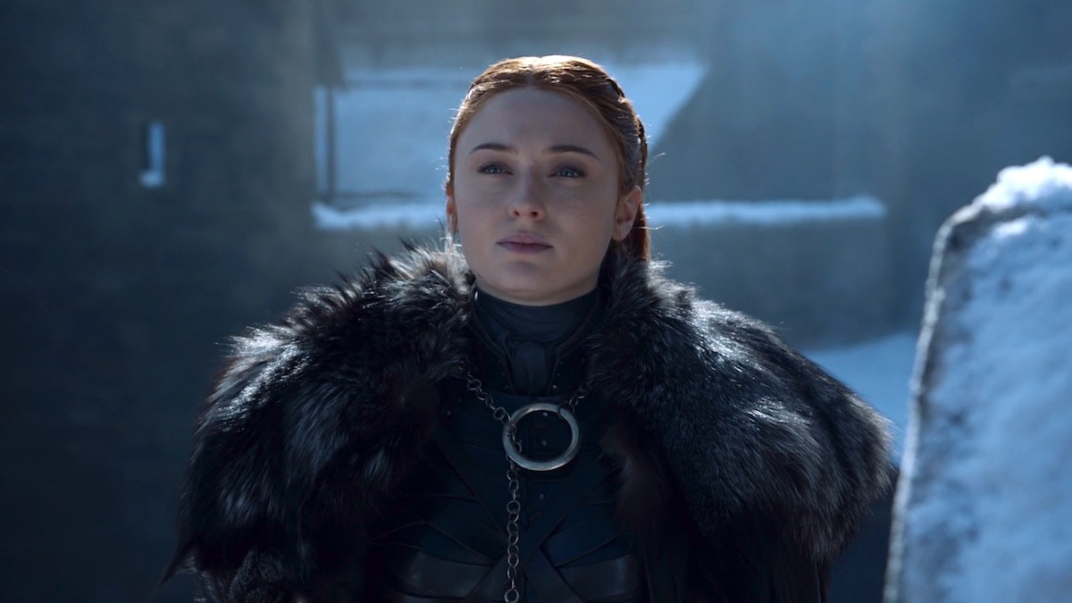 Sansa in GoT 8x04 - The Last of the Starks