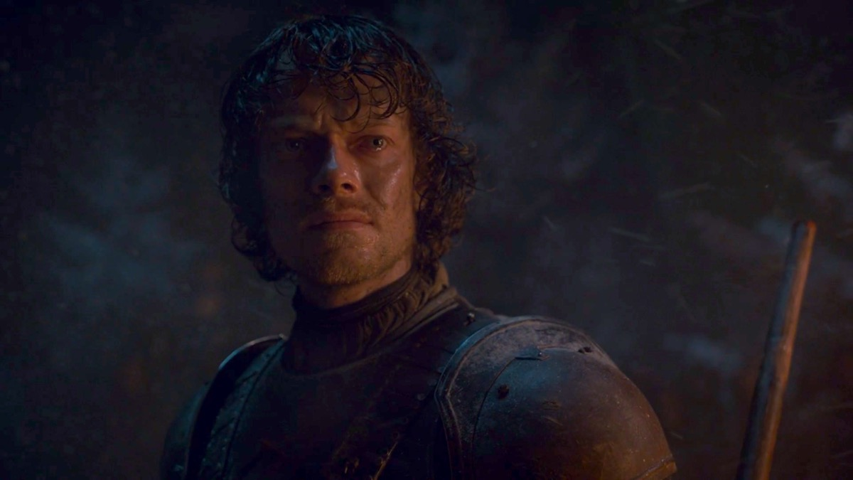 Theon Greyjoy in GoT 8x03 - The Long Night