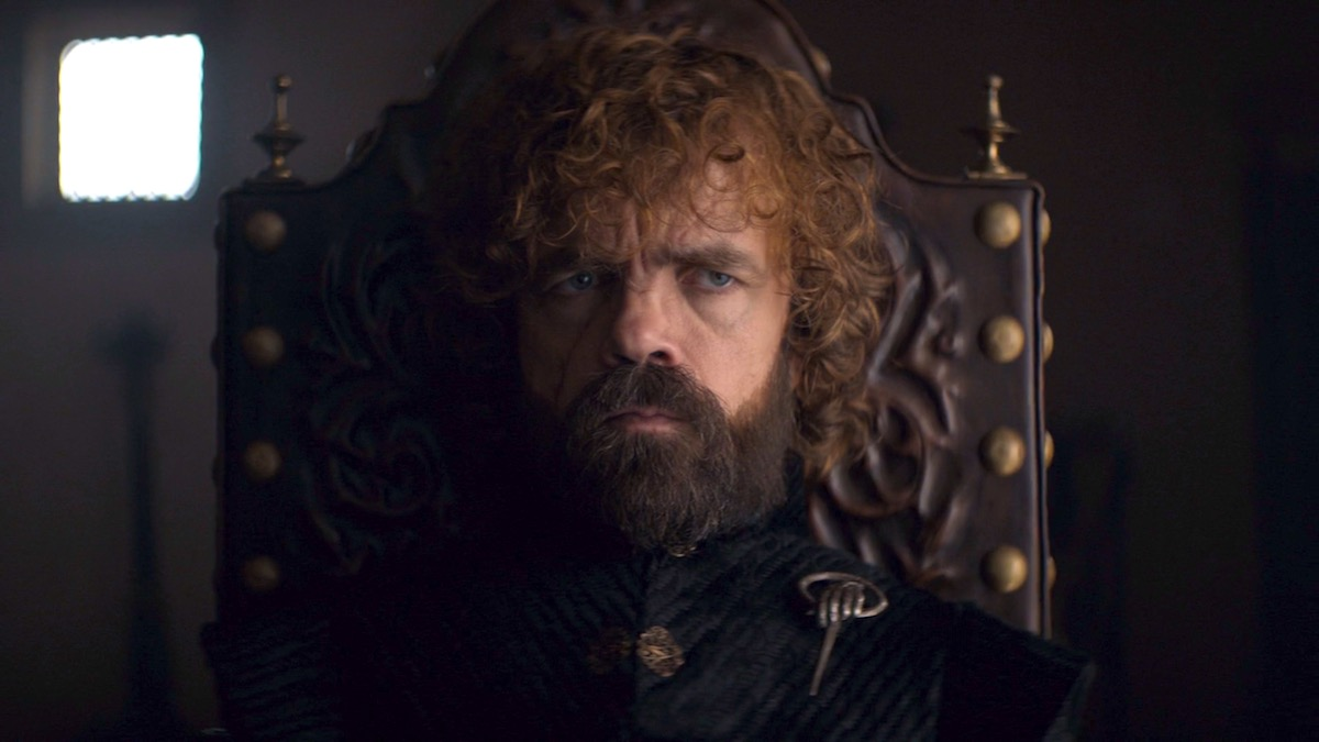 Tyrion, Hand of the King in GoT 8x06 - The Iron Throne