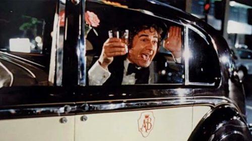 Dudley Moore in ARTHUR (1981)