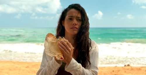 Natalie Martinez in THE I-LAND (Netflix)