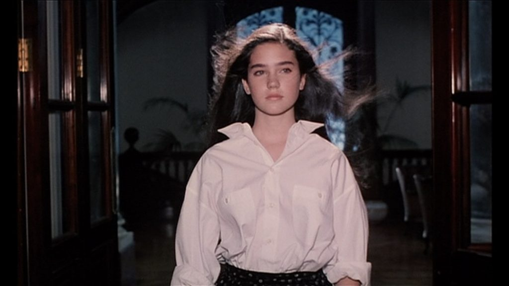 Jennifer Connelly in PHENOMENA (1985)