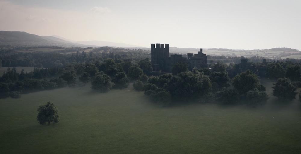 """""""Adrian Veidt's"""" Castle"""
