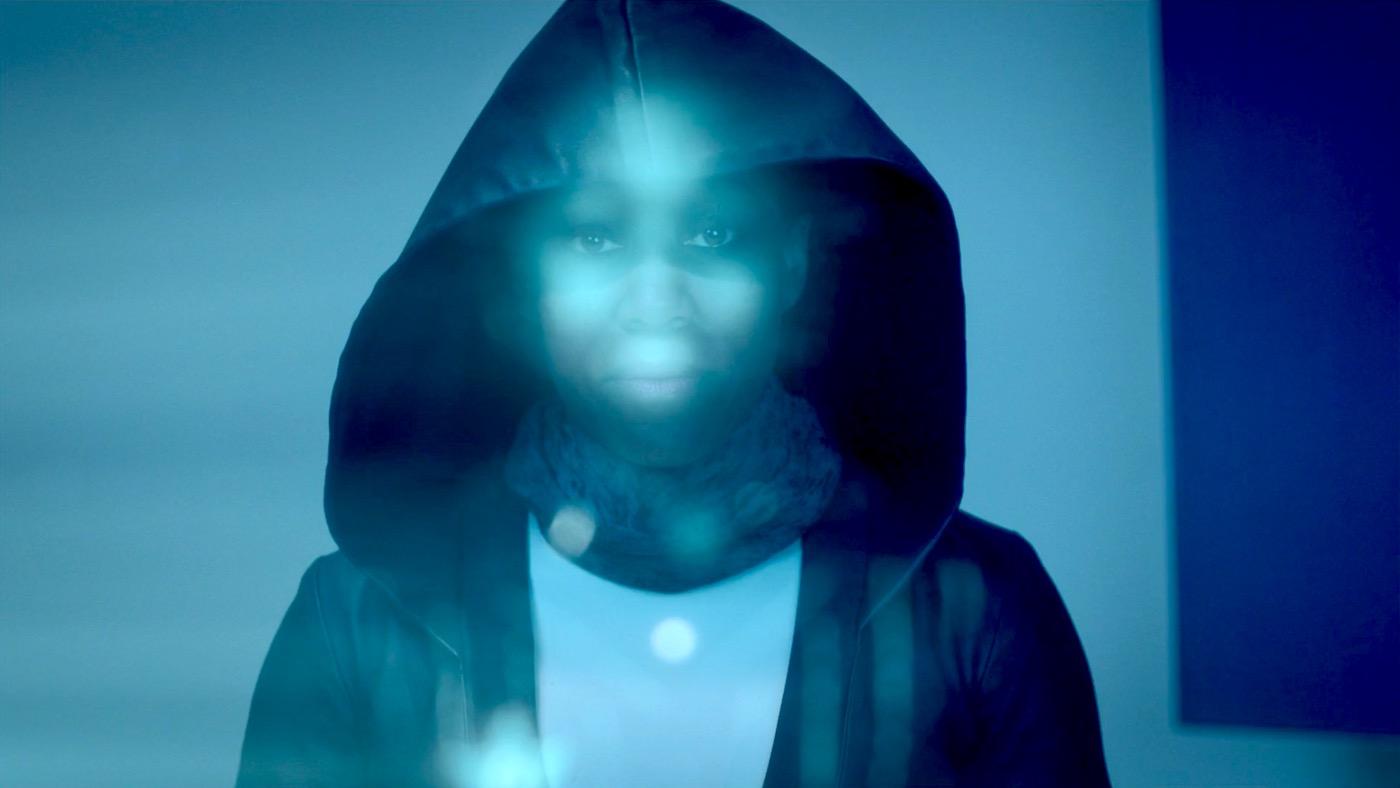 Angela Abar (Regina King) in WATCHMEN 1x04