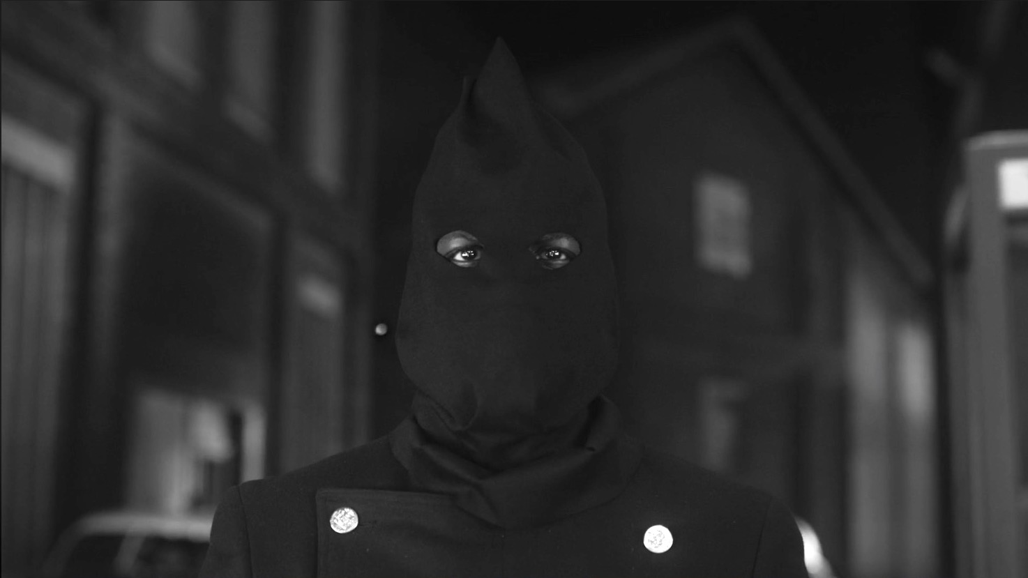 Hooded Justice in WATCHMEN 1x06