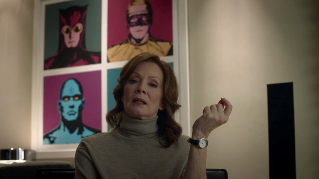 Jean Smart in WATCHMEN 1x03