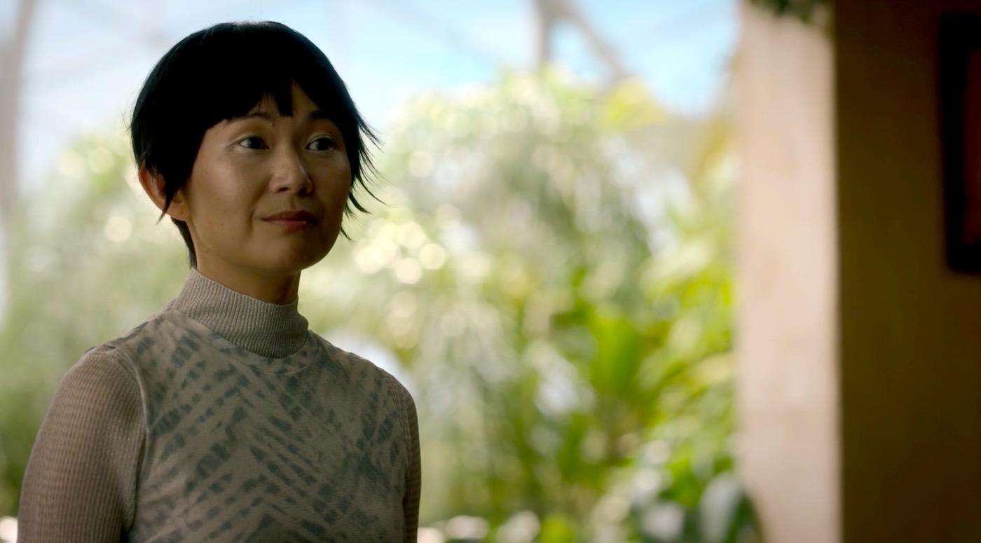 Lady Trieu (Hong Chau) in WATCHMEN 1x04