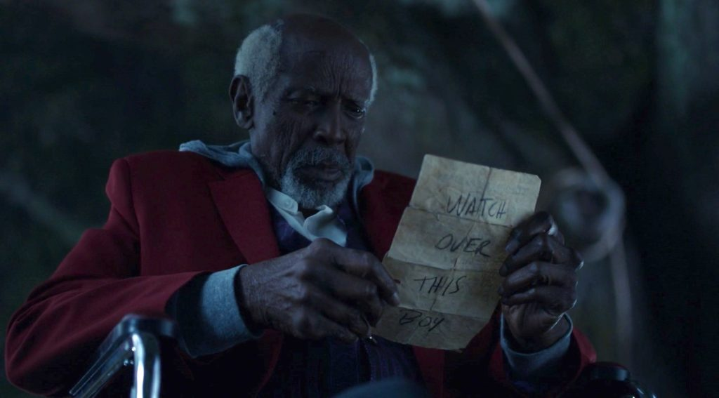 Louis Gossett, Jr. in WATCHMEN 1x02