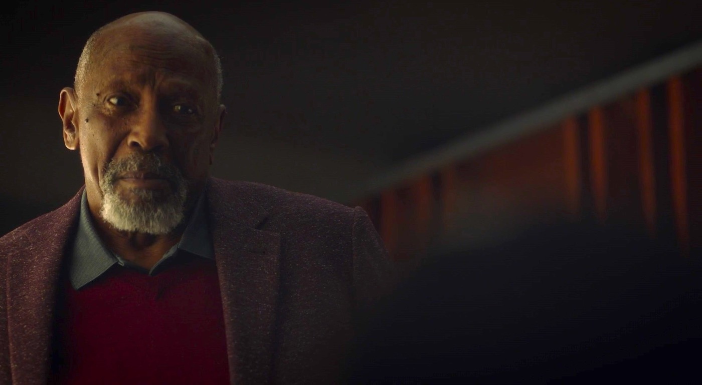 Louis Gossett, Jr. in WATCHMEN 1x04