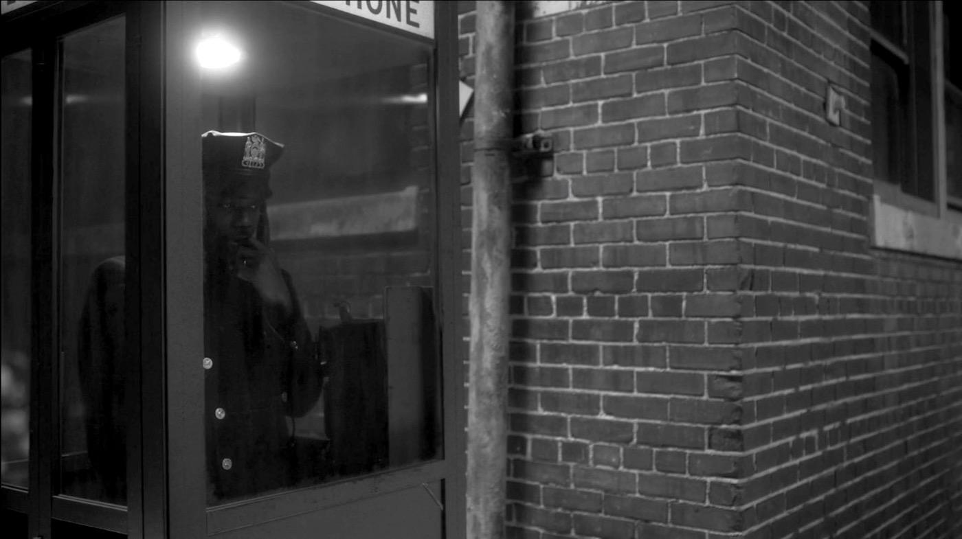 Will Reeves (Jovan Adepo) in WATCHMEN 1x06