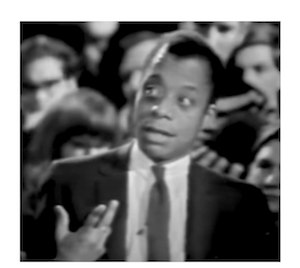 James Baldwin at the Cambridge Union, 1965