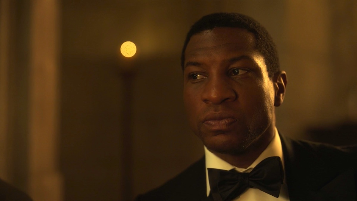 Jonathan Majors in LOVECRAFT COUNTRY 1x02