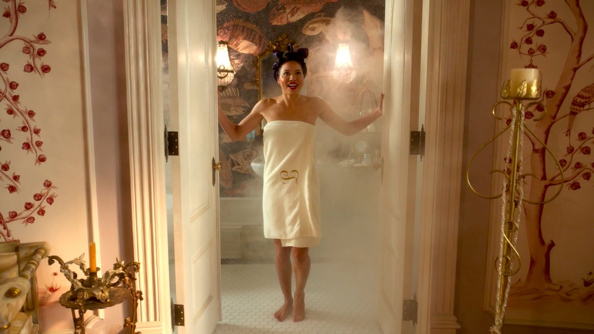 Jurnee Smollett in LOVECRAFT COUNTRY 1x02 - Whitey's on the Moon