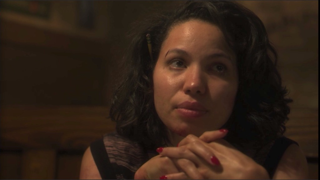 Leti (Jurnee Smollett) in Lovecraft Country 1x03 - Holy Ghost
