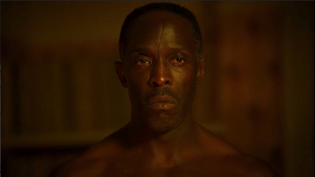 Montrose (Michael K. Williams) in LOVECRAFT COUNTRY 1x04: A History of Violence