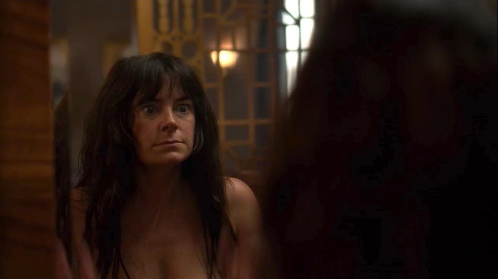 Ruby (Jamie Neumann) in LOVECRAFT COUNTRY 1x05 - Strange Case