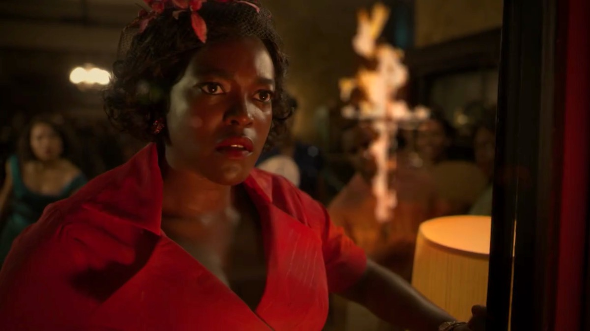 Ruby (Wunmi Mosaku) in LOVECRAFT COUNTRY 1X03