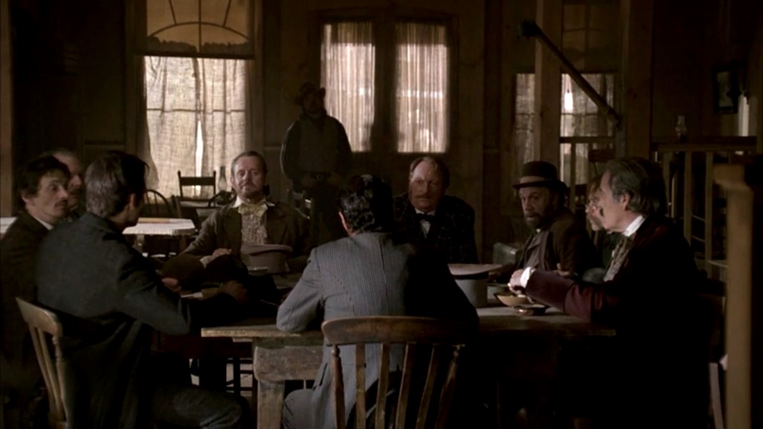 Forming a Government in DEADWOOD 1X09