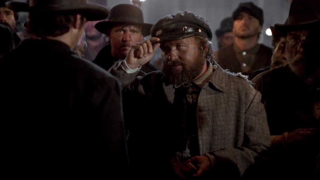Gill Gayle as Soapy in DEADWOOD 1x01