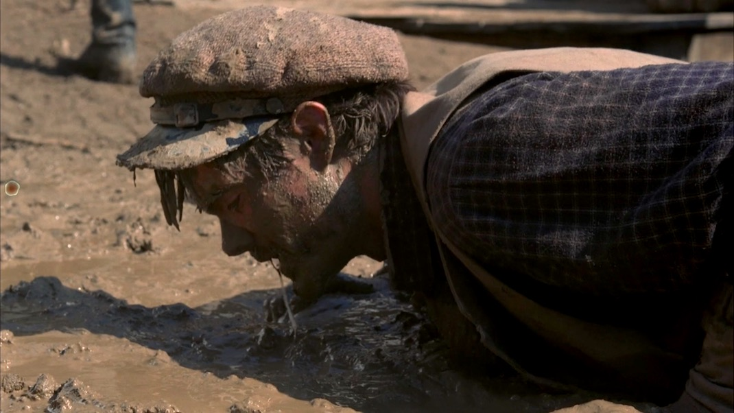 Jack McCall in DEADWOOD 1x03