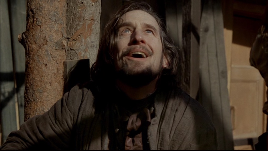 Ray McKinnon in DEADWOOD 1x11 - Jewel's Boot is Made for Walking