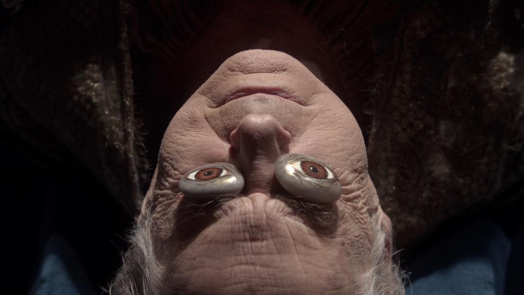 Jon Arryn (John Standing) in GOT 1x01